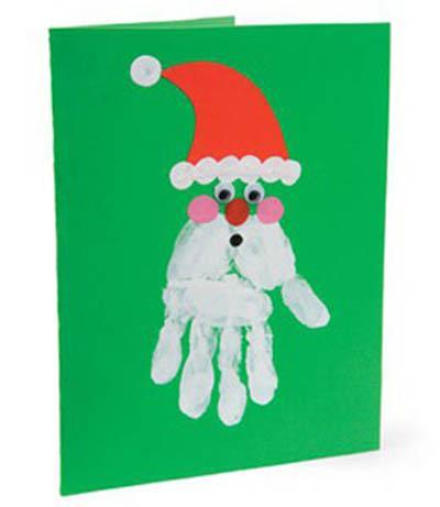 5 pomysłów naoryginalne kartki świąteczne - Fundacja Edukacji Domowej